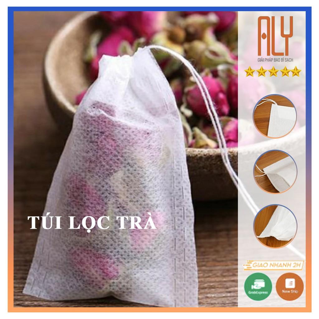 Túi lọc trà thảo mộc bằng vải không dệt