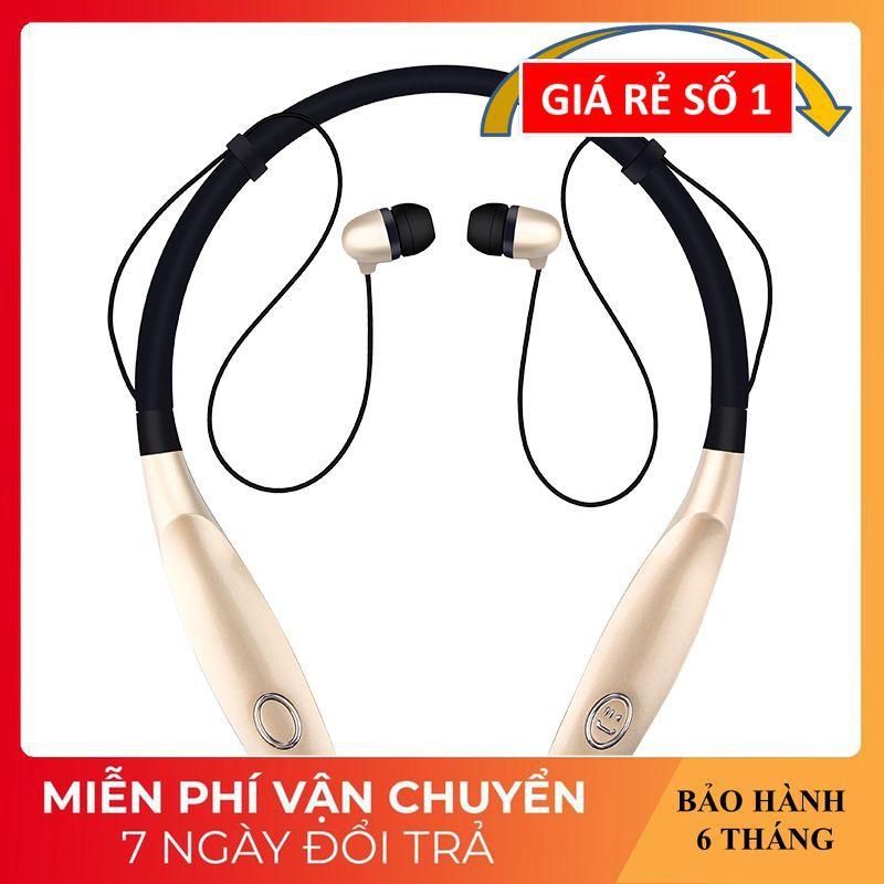 Tai Nghe Nhét Tai ❤️FREESHIP❤️ Tai Nghe Thể Thao Không Dây - Tai Nghe Treo Cổ HBS900S  Phong Cách Cá Tính Năng Động