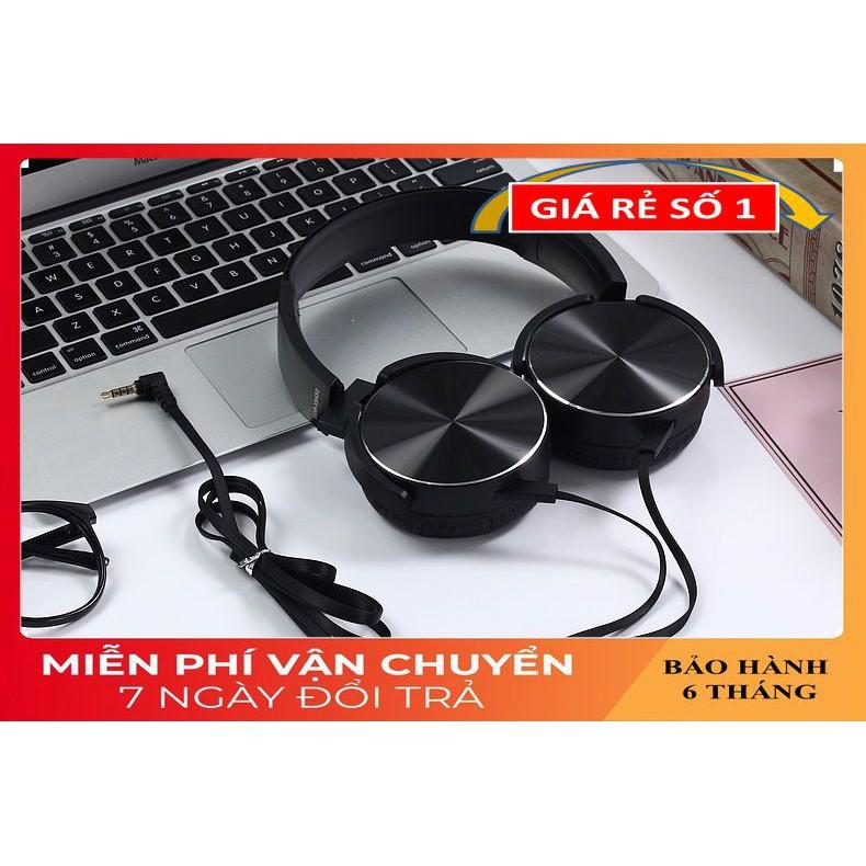 Tai Nghe Gaming ❤️FREESHIP❤️ Tai Nghe Có Dây Âm Thanh Sống Động - Tai Nghe Chụp Tai XB-450 Giảm Tiếng Ồn