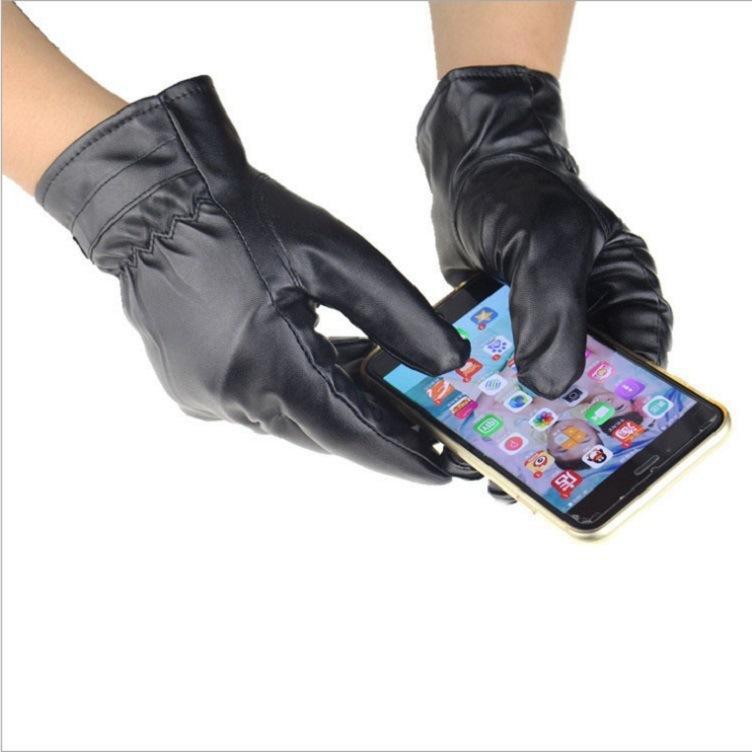 Găng tay nam nữ, cảm ứng, lót nỉ cực ấm, sử dụng được điện thoại cảm ứng giá siêu rẻ