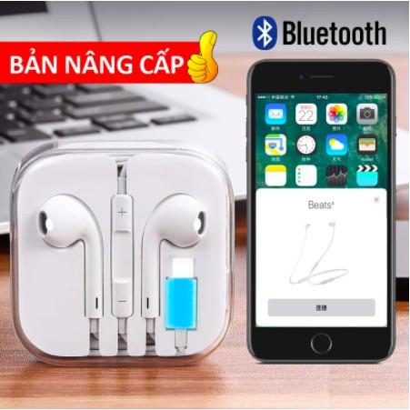 Tai Nghe Bluetooth iPhone 7/8/X Tự Động Kết Nối - Bảo Hành 6 Tháng