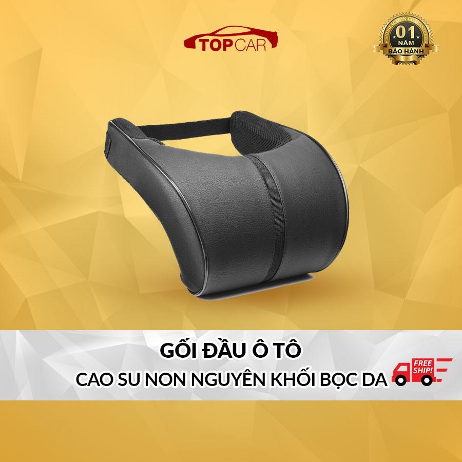 ⚡️Freeship 50k - Toàn quốc⚡️Gối Tựa Đầu 3D CAO SU NON Cao Cấp Cho Xe Ô Tô