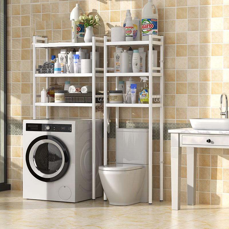 [𝐅𝐫𝐞𝐞𝐬𝐡𝐢𝐩] Kệ Để Đồ Trên Máy Giặt, bồn cầu, toilet bằng Inox cao cấp VANDO
