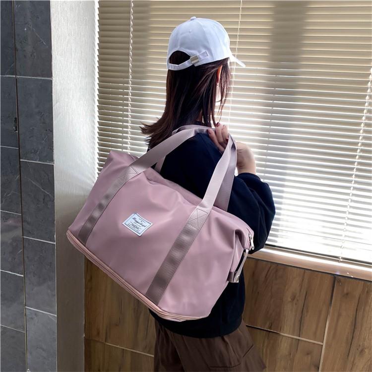 Túi xách hai tầng ♥️ FREESHIP ♥️ túi đựng đồ đa năng nhiều ngăn nhiều màu