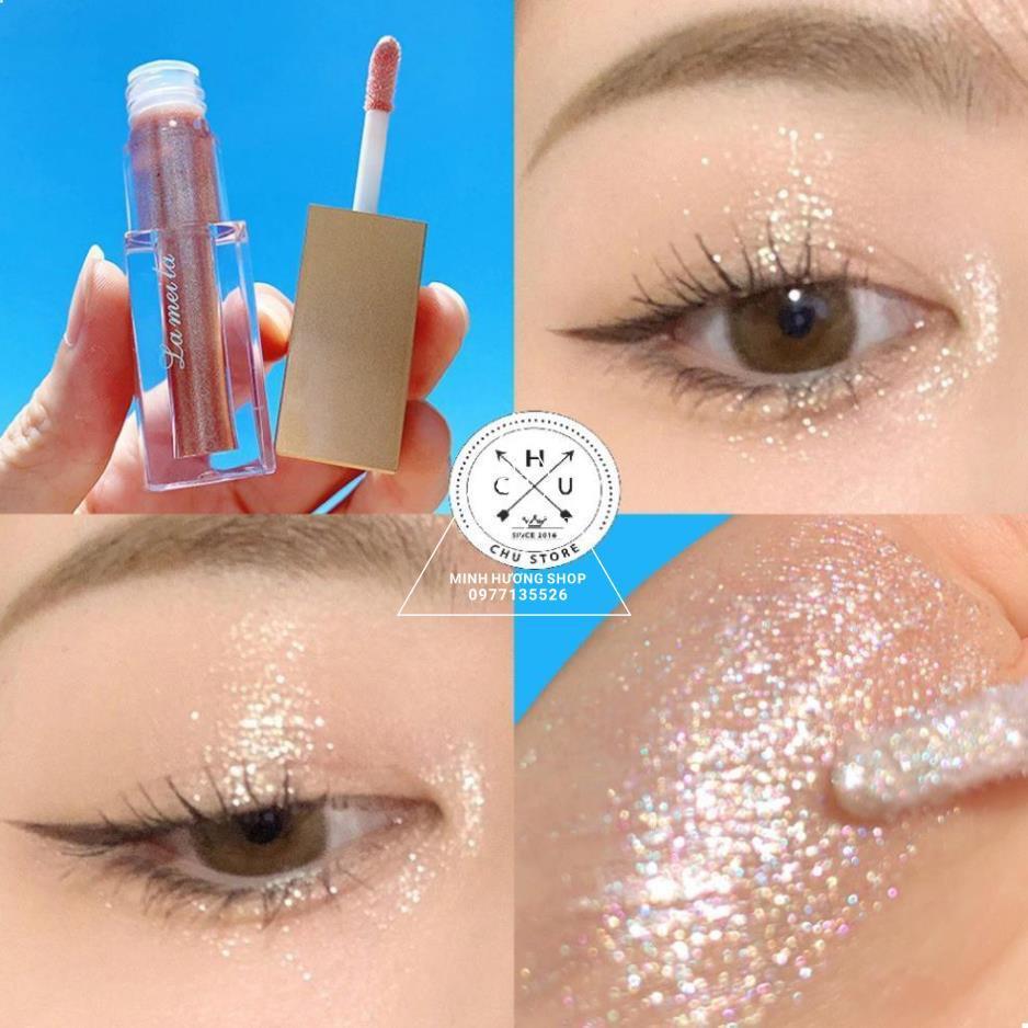 Nhũ Mắt Lỏng Ánh Kim Lấp Lánh Lameila Liquid Eye Shad