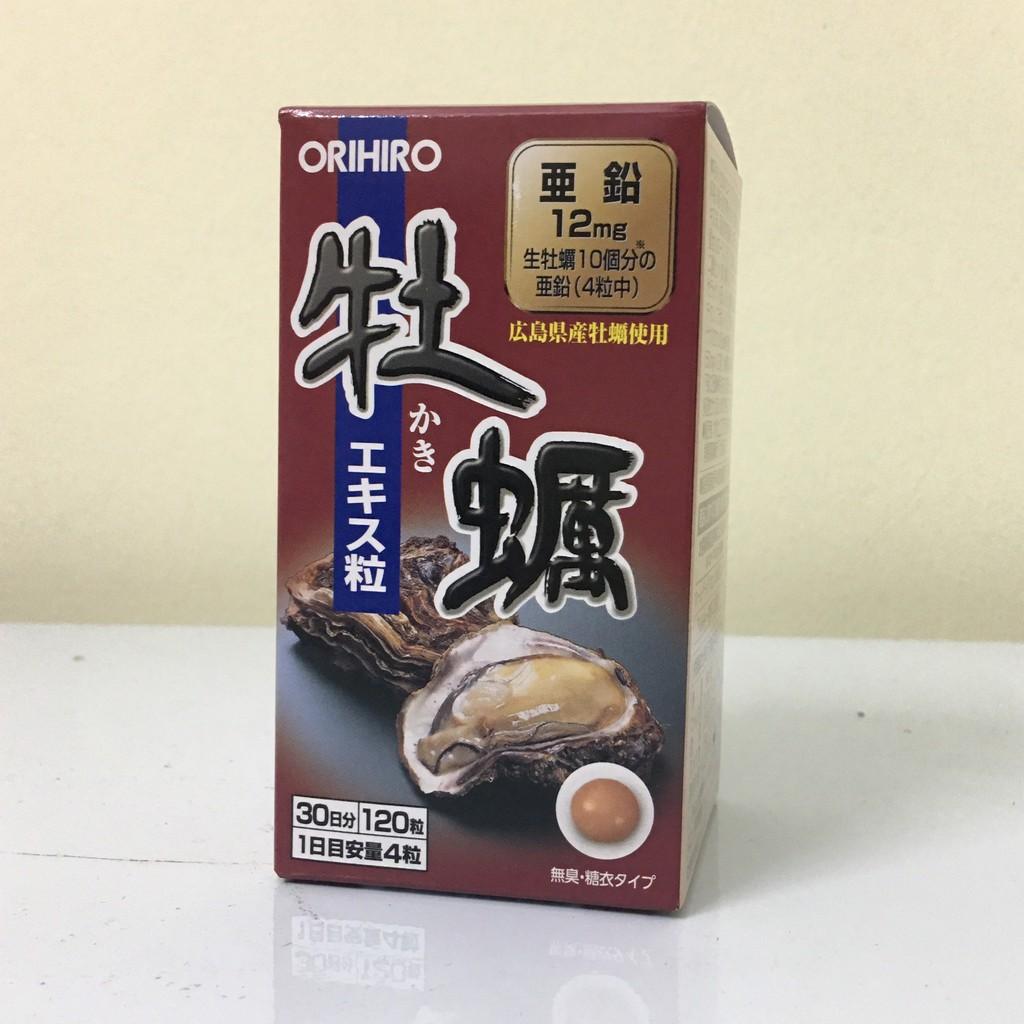 Tinh Chất Hàu Tươi Orihiro Oyster Extract Nhật Bản