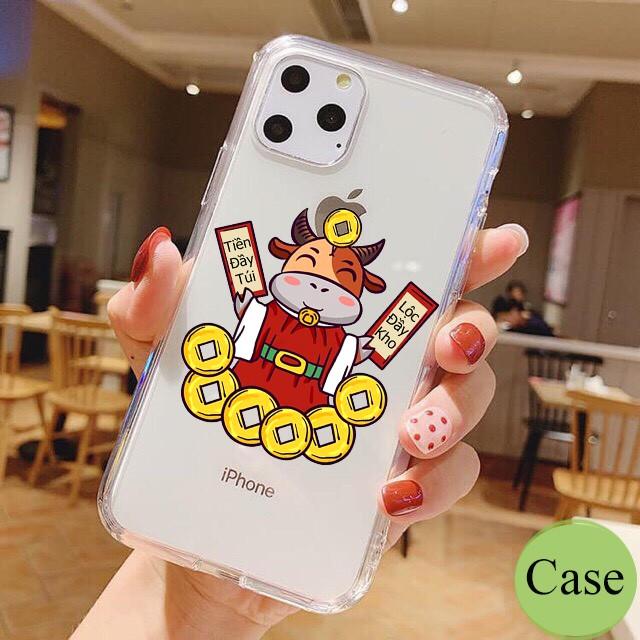 Ốp lưng iphone Tiền Đầy Túi 6 6S 6Plus 6S Plus 7 8 7Plus 8Plus X XSMax 11 ProMax XR - Xưởng Ốp Việt Nam M841