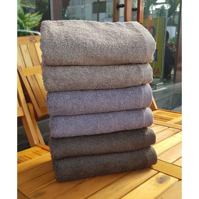 Khăn tắm nhỏ, khăn gội đầu xuất HÀN 40×80cm