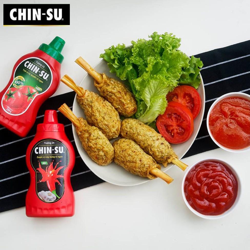 Tương ớt Chin su [chai 250g]