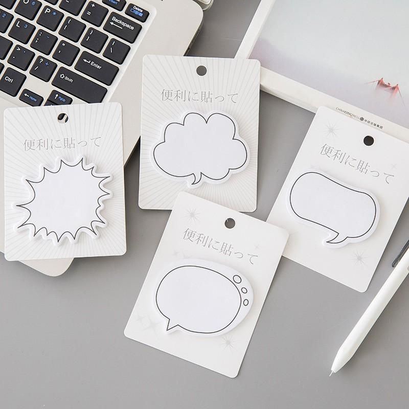 Note ghi chú mây / hội thoại