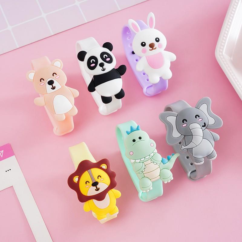 Vòng tay nhựa mềm siêu cute cho bé - Giá sỉ rẻ nhất