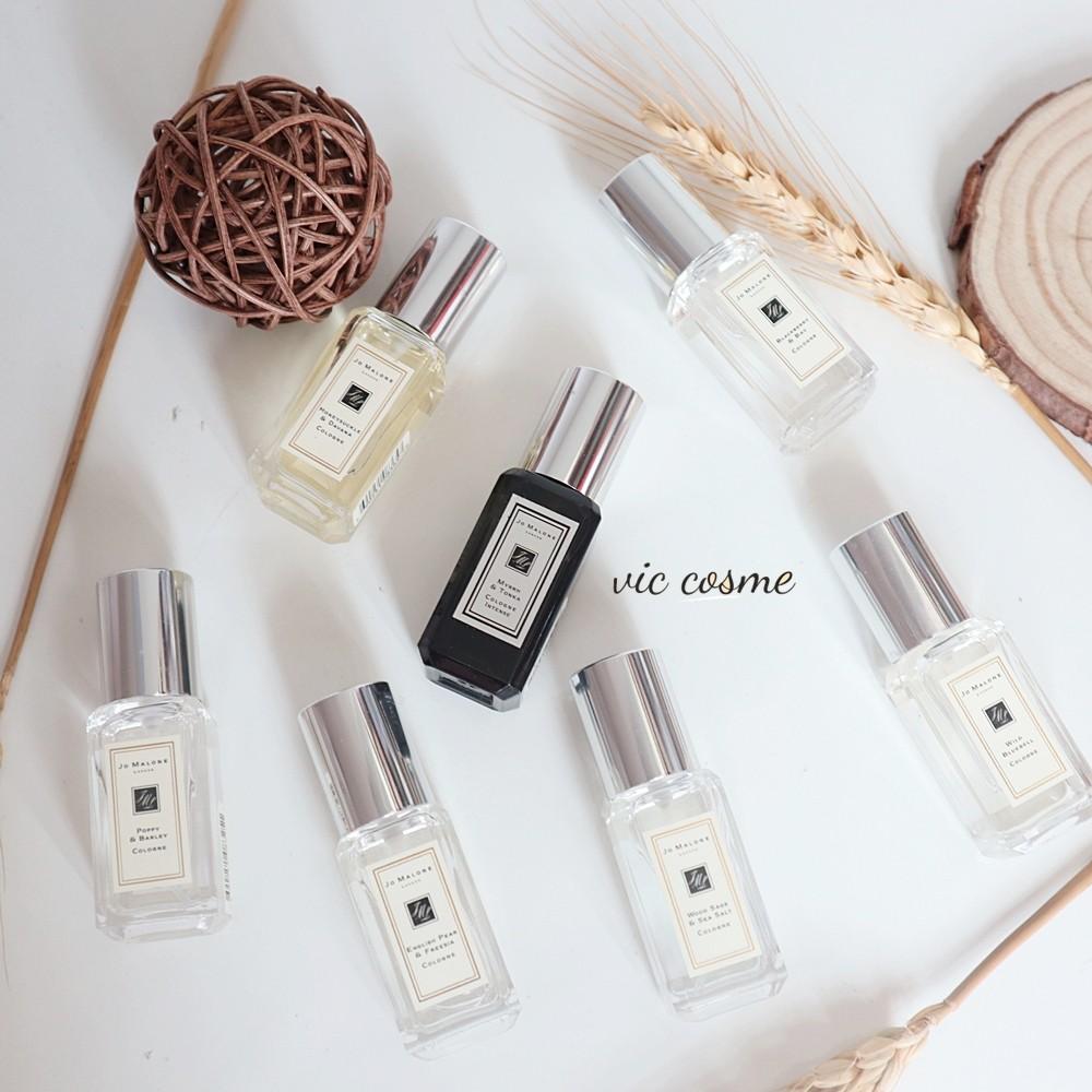 [CHÍNH HÃNG] Nước hoa mini Jo Malone 9ml đủ mùi