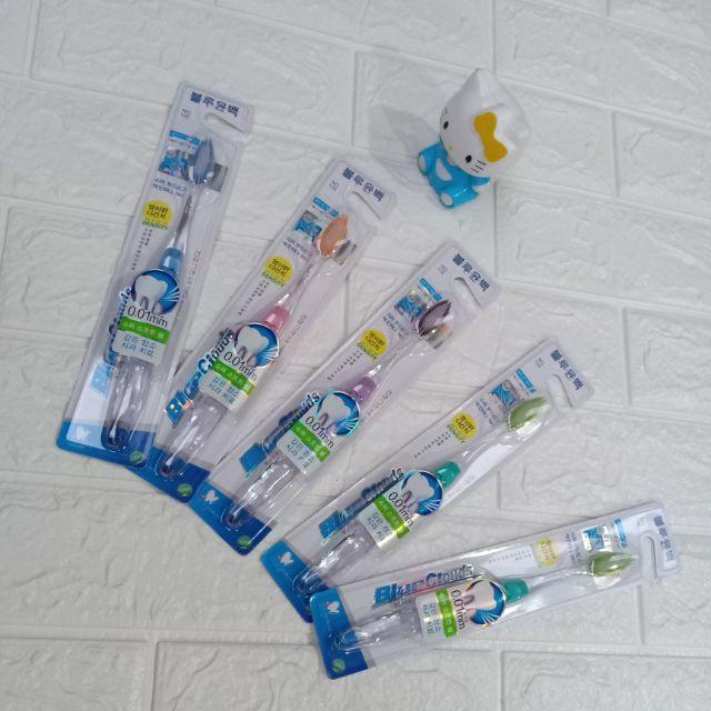 Combo 10 bàn chải đánh răng Hàn Quốc