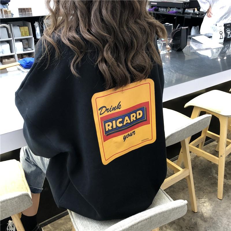 Áo Sweater Nỉ Bông Ulzzang Form Rộng - Liti shop