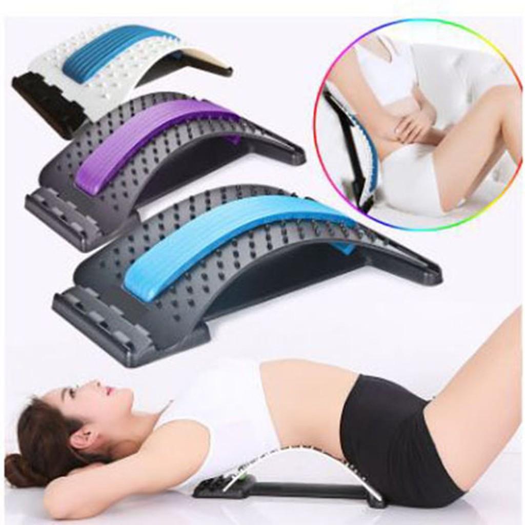 [Free Ship] Khung nắn chỉnh hình cột sống và massage - hỗ trợ thoát vị đĩa đệm, nhức mỏi lưng