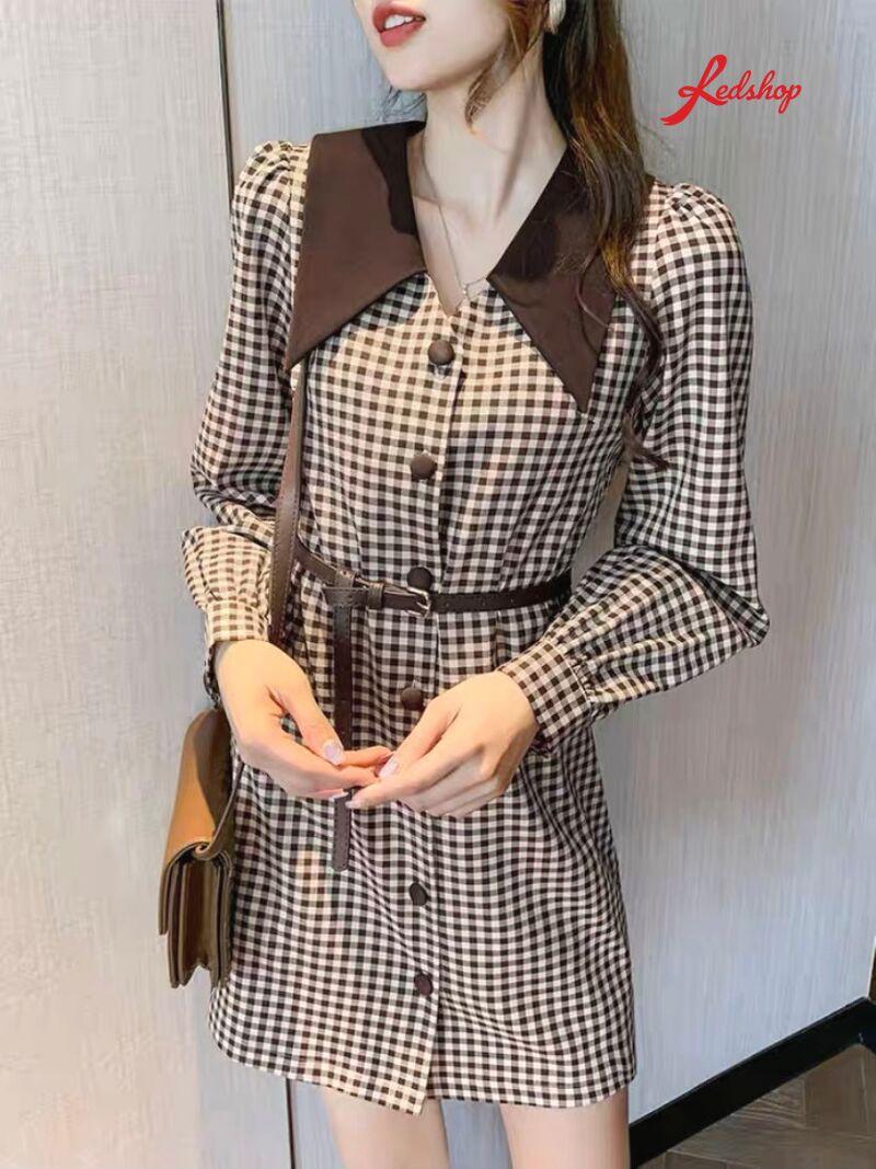 Váy Karo duyên dáng