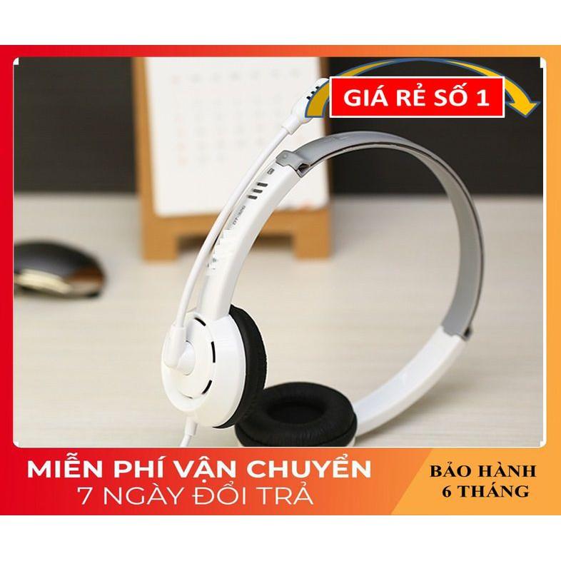 Tai Nghe Chụp Tai ❤️FREESHIP❤️ Tai Nghe Có Dây Cao Cấp - Tai Nghe Có Mic DT326 Bắt Giọng Cực Chuẩn