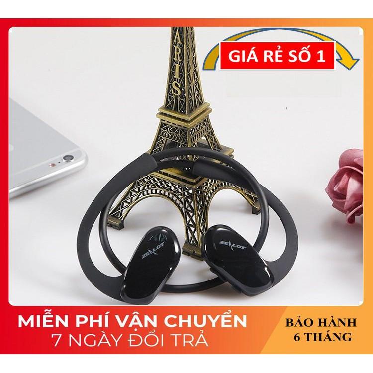 Tai Nghe Nhét Tai ❤️FREESHIP❤️ Tai Nghe Bluetooth Kiểu Dáng Thể Thao -Tai Nghe Treo Cổ H6 Chống Mồ Hôi Không Gây Đau Tai
