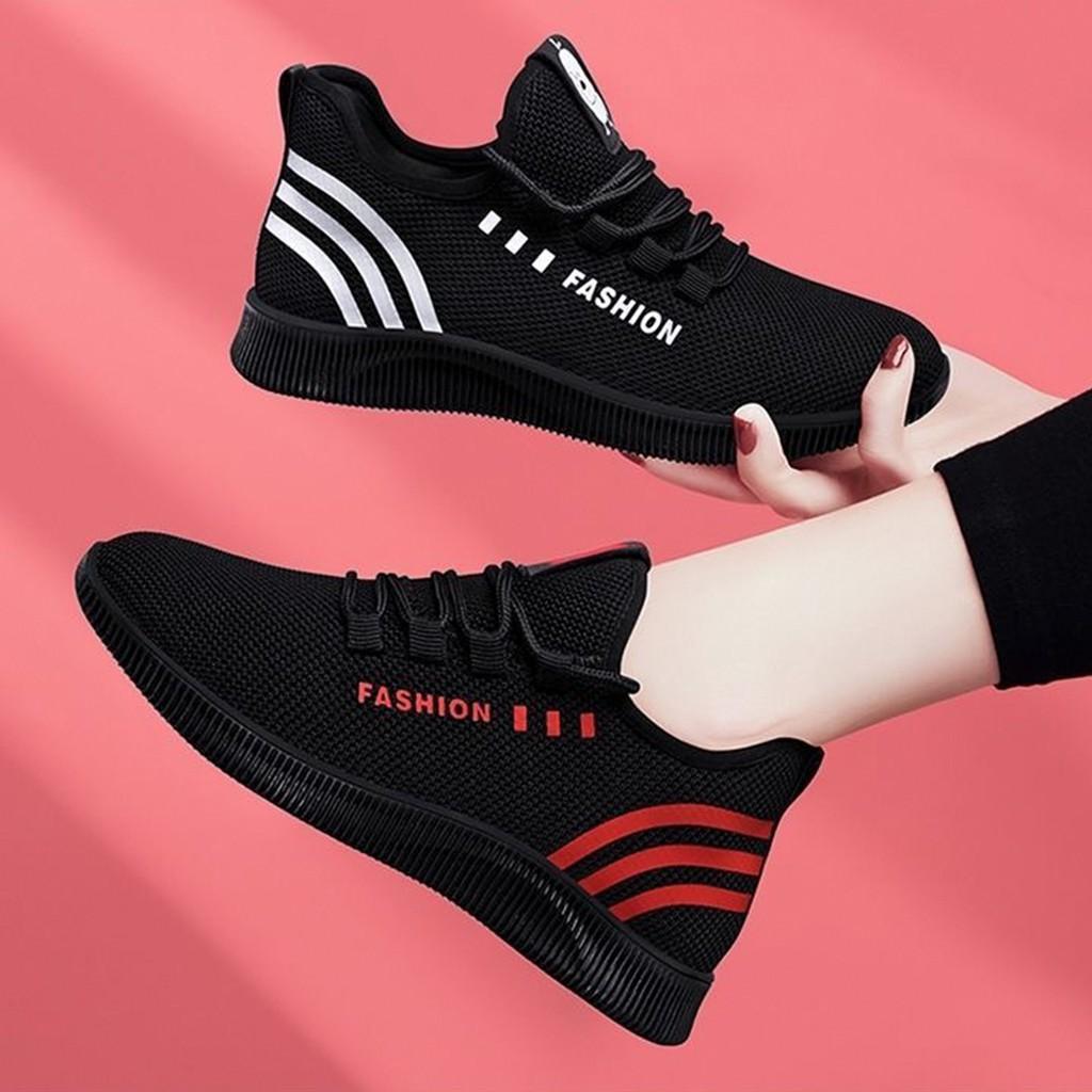 Giầy SNEAKER YR - Giày Thể Thao Nữ Xuất Hàn 2020