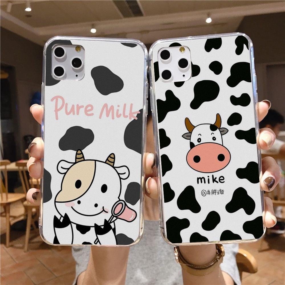 Ốp lưng iphone Pure Milk 6 6S 6Plus 6S Plus 7 8 7Plus 8Plus X XSMax 11 ProMax XR - Xưởng Ốp Việt Nam M847