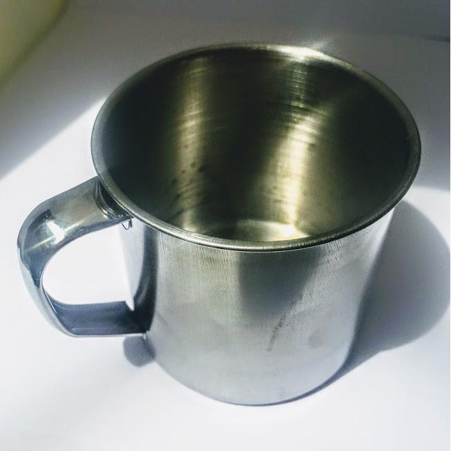 Ca Inox (7cm) Làm Đá - Uống