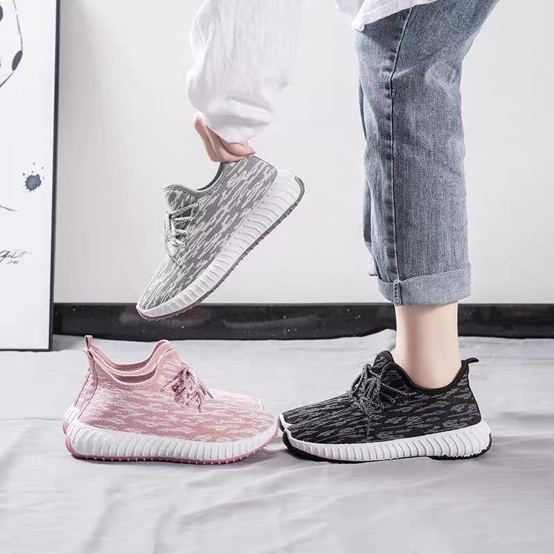 Giày thể thao nữ BBB, Giày vải thời trang, thoáng khí, xuất Hàn Mua nhiều có quà tặng