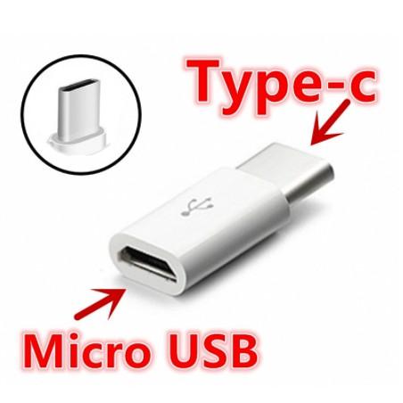 Đầu Chuyển Đổi Cổng Micro USB Sang Type-C Cho Điện Thoại Android