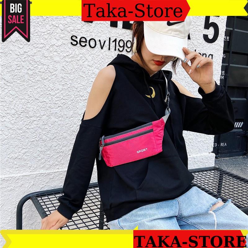 Túi đeo chéo nam nữ Unisex thời trang siêu nhẹ chống nước TC1017