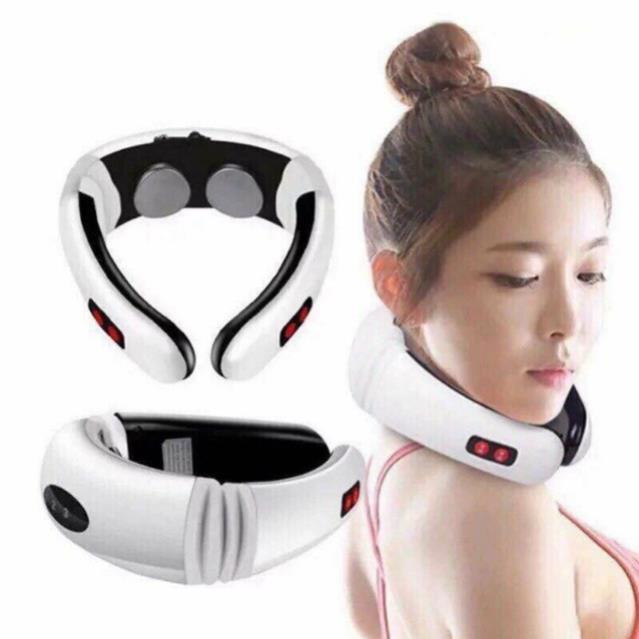 🍀[Free Ship]🍀 Máy Massage Cổ 3D hàng Cao Cấp