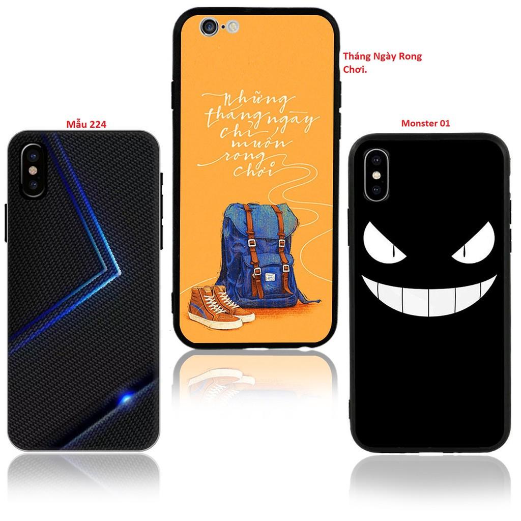 ỐP IPHONE - Ốp LƯNG - M128 Mẫu 224 - Monster 01 - Tháng Ngày Rong Chơi