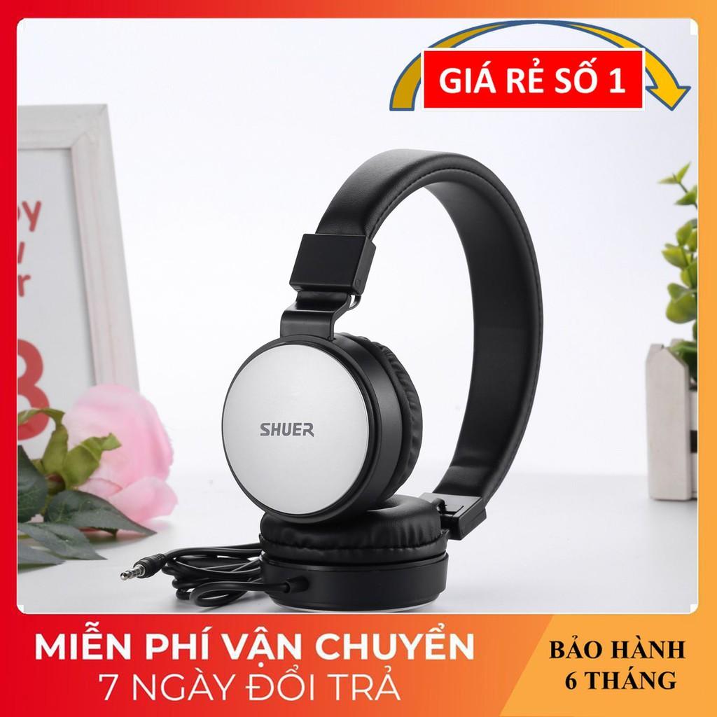 Tai Nghe Có Dây ❤️FREESHIP❤️ Tai Nghe Chụp Tai Âm Thanh Sống Động - Tai Nghe Bluetooth SE-5225 Chuyên Dụng Game Thủ